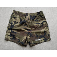 URBAN DEER NYLON CAMO MULTI SHORT PANTS