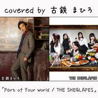 古鉄 まひろ が歌う THE SHEGLAPES『Part of Your World』