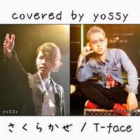 yossy が歌う T-face『さくらかぜ』