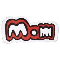 Lacquer Logo Sticker