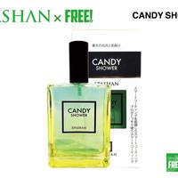 公式ステッカー付 SPASHAN キャンディシャワー 光沢特化タイプ