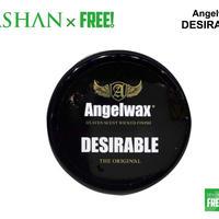公式ステッカー付 エンジェルワックス DESIRABLE ハイグロスショーワックス ANGEL WAX