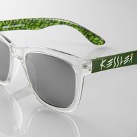 KESSLER EYEWEAR サングラス No.18 CLWC GREEN UV・偏光レンズ ケスラー SPASHAN スパシャン