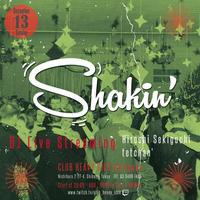 12/13(日)【Shakin'】投げ銭 チケット3000