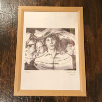The Doors drawing by Jimmy Mashiko