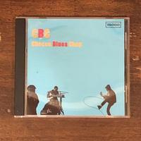 CD【CBC / Chocco Blues Chop】from Chocco