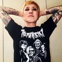 2020 CLUB HEAVY SICK T-Shirts [Black]