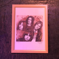 The Stooges drawing by Jimmy Mashiko (color)