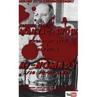7/18(sat)【Takeshi-man's MANIAC SHOW guestHi-NOMANDY】投げ銭1500