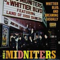 THEE MIDNITERS by 新井裕尚氏(クリンク・レコード) 缶バッチ付き