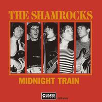 THE SHAMROCKS/MIDNIGHT TRAIN by 新井裕尚氏(クリンク・レコード) 缶バッチ付き
