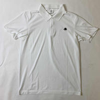 UNIQLO greyscale Wedgehog Custom Polo