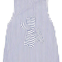 Foray Golf GHOST DOG Printed Back Sleeveless Polo