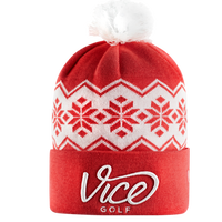 VICE BEANIE WINTER CORAL
