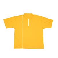 WHIM GOLF 1/4 Zip Wickaway Golf Shirt -Clay