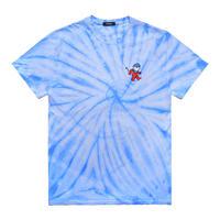 Malbon Dancing Buckets T-Shirt - Sky Dye
