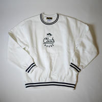 Clubhouse X Trad Marks ポケットスウェット