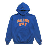 Malbon Golf Champion Hoodie - Athletic Royal