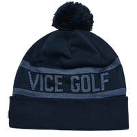 VICE BEANIE COLLEGE NAVY