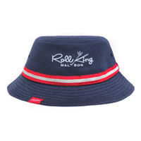 MalbonGolf RollKing Bucket Hat