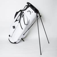 JONES Trouper Stand Bag SNOW