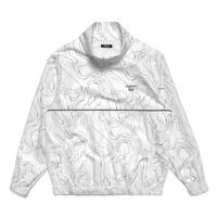 Malbon Contour Jacket - White