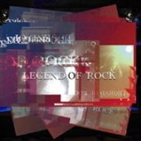 オムニバスCDアルバム『LEGEND OF ROCK』