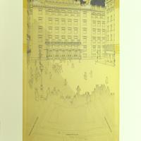 Otto wagner Drawing Portfolio No.5