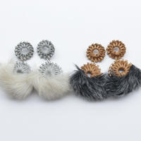 fur rattan pierce lightgray