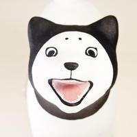 """じしゃく也さんの""""忍犬ポチ公""""<ポチ子>"""