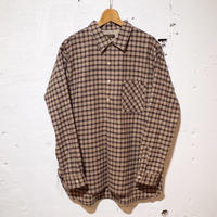 A VONTADE / Check Pullover Shirts