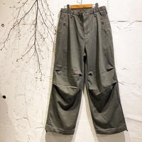 "CURLY カーリー ""AZTEC FIELD TROUSERS"""