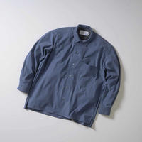 "CURLY カーリー ""CLOUDY L/S SHIRTS ""Plain"""