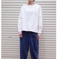 ORDINARY FITS / DYER SHIRTS (white)