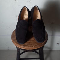 hobo / COW LEATHER LOAFER by SANDERS