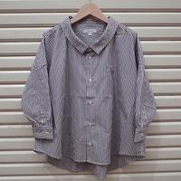 ORDINARY FITS /  BARBER SHIRT-Stripe-