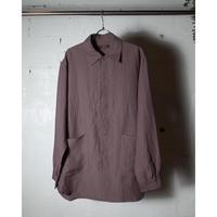 "A VONTADE アボンタージ ""Gardener Shirts L/S - Linen -"""