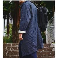 ORDINARY FITS / YARD COAT stripe