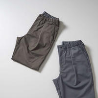 "CURLY カーリー ""BLEECKER TP TROUSERS ""Plain"""