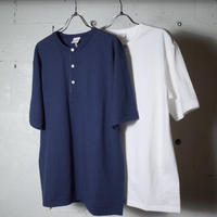 """A VONTADE アボンタージ  """"7.5oz Tube Henly Neck S/S"""" ヘンリーネック"""