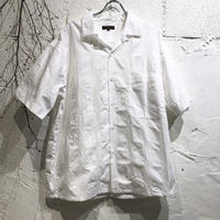 A VONTADE / Lax Open Shirt S/S