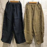 ORDINARY FITS / BALL PANTS linen