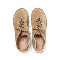 "hobo ホーボー ""COW LEATHER LACE UP SHOES""レザーレースアップシューズ"