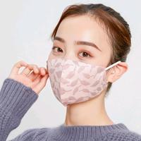【数量限定】夏用冷感マスク ピンクALFA0002