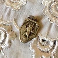 Antique Medaille or Charm (聖クリストフ・メダイ)- type*J
