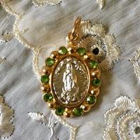 Vintage Medaille or Charm (ファティマのマリア・メダイ)- type*E