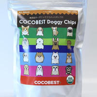 CocoBEST Pet's Chips 230g×10袋 定期便