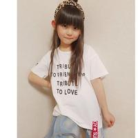 英ロゴTシャツ