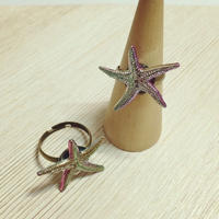 aurora starfish ring