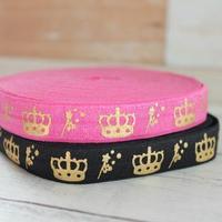 プリンス王冠 リボン
